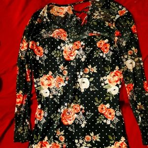Womens Small Blouse